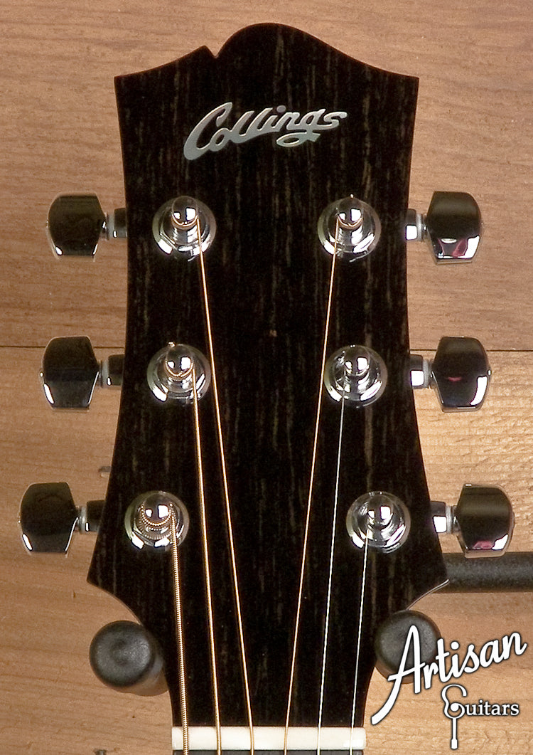 Collings C-10 Mahogany with Walnut Stain ID-5823 - Artisan Guitars