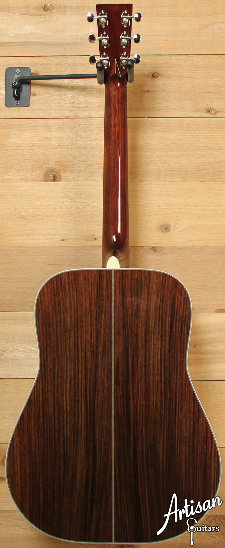 2012 Pre-Owned Huss and Dalton TD R Custom Red Spruce and Indian Rosewood ID-7803