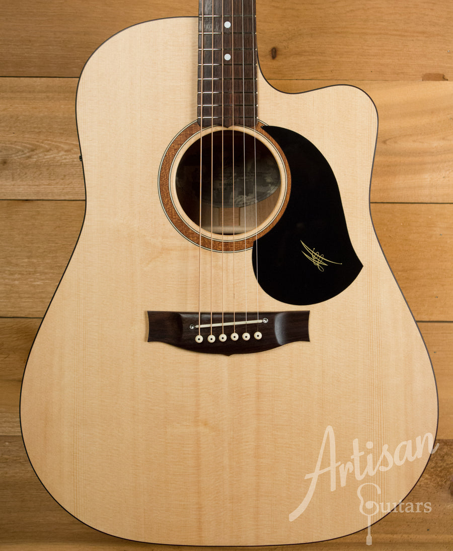Maton SRS60C Guitar Solid Road Series Acoustic Electric AP5 Pre-Owned 2013 ID-11124 - Artisan Guitars