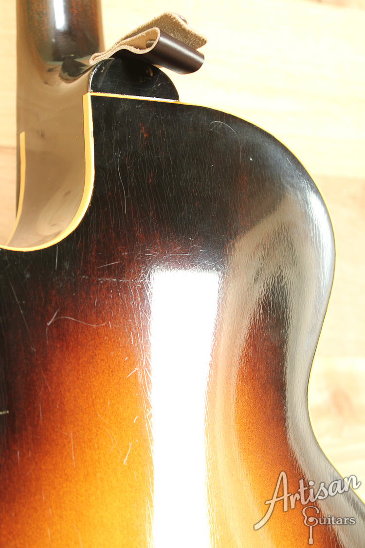1953 Vintage Gibson ES 140 Electric Archtop ID-7311 - Artisan Guitars