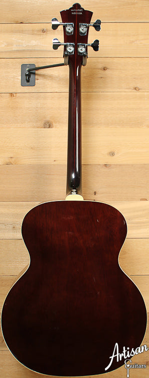 1980 Guild B 50 Acoustic Bass with Pick Up ID-7035 - Artisan Guitars