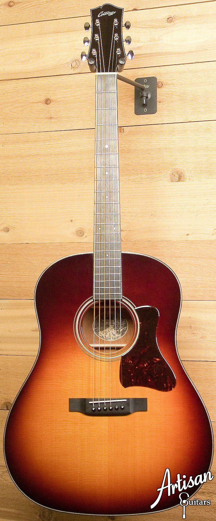 Collings CJ Mh SB Sitka Spruce and Mahogany ID-6225 - Artisan Guitars