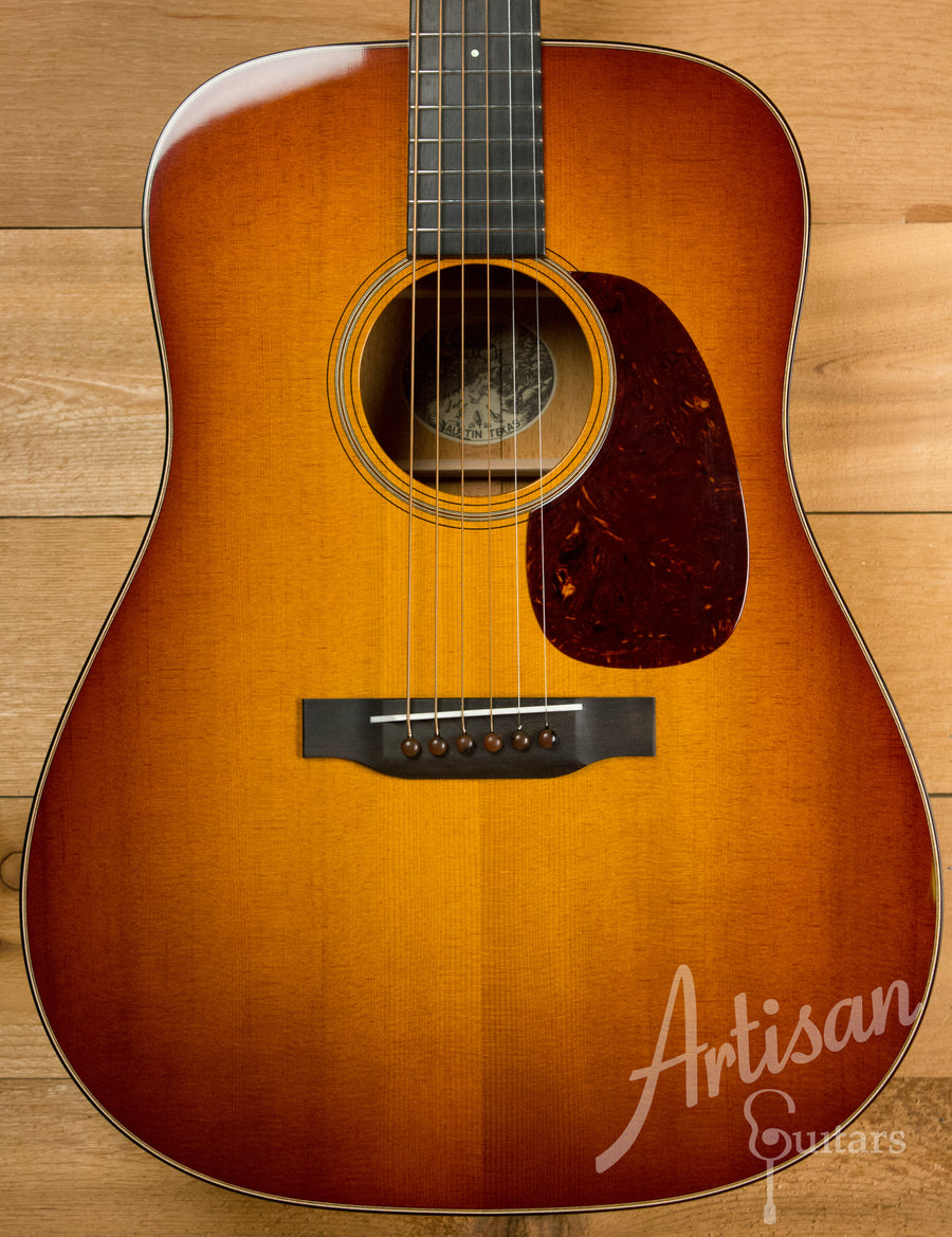 Collings D1  T Guitar Baked Sitka Spruce and Mahogany with Sunburst ID-10603