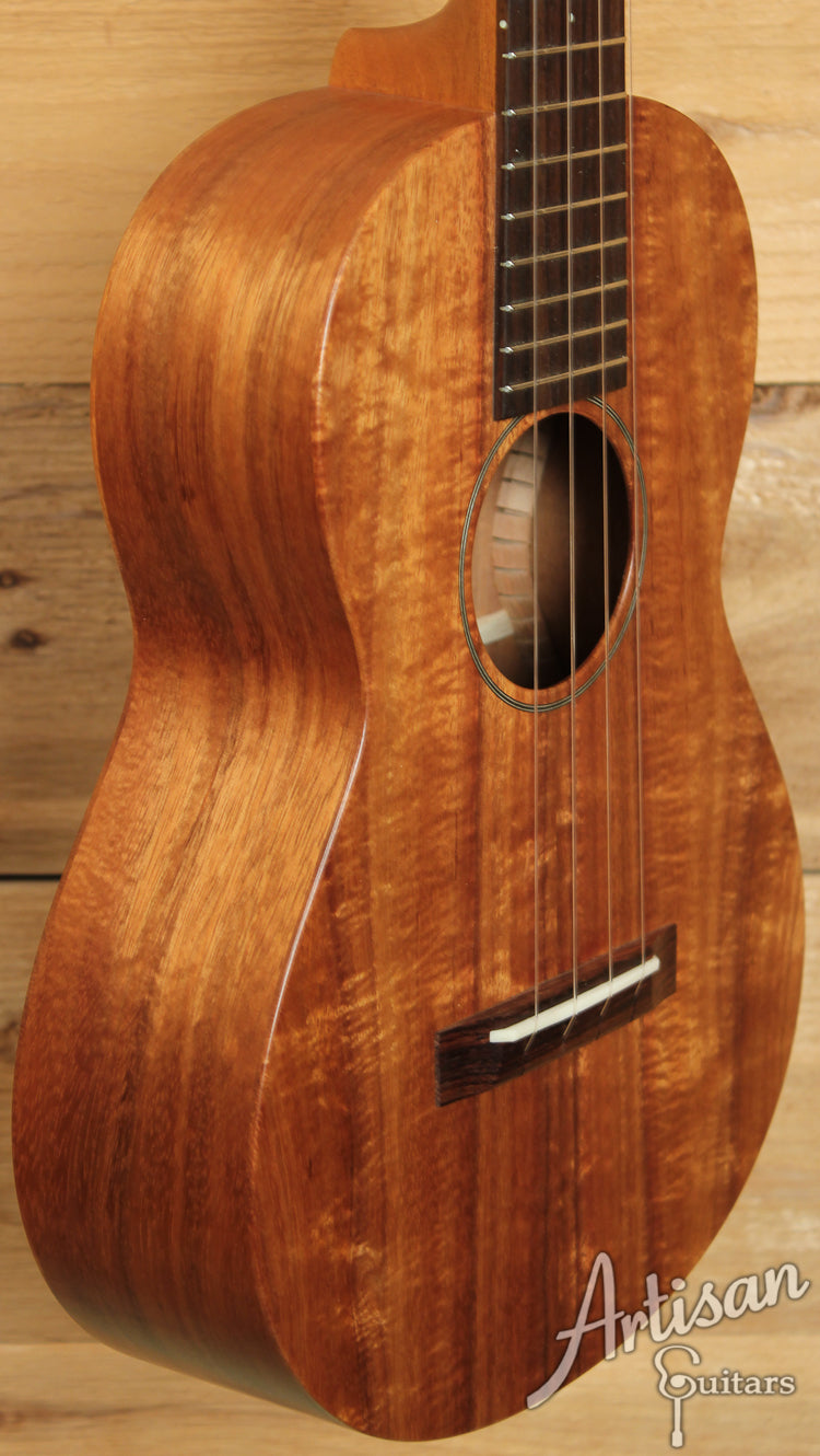 Collings UT1K Ukulele Koa Body Satin Lacquer Finish ID-7384