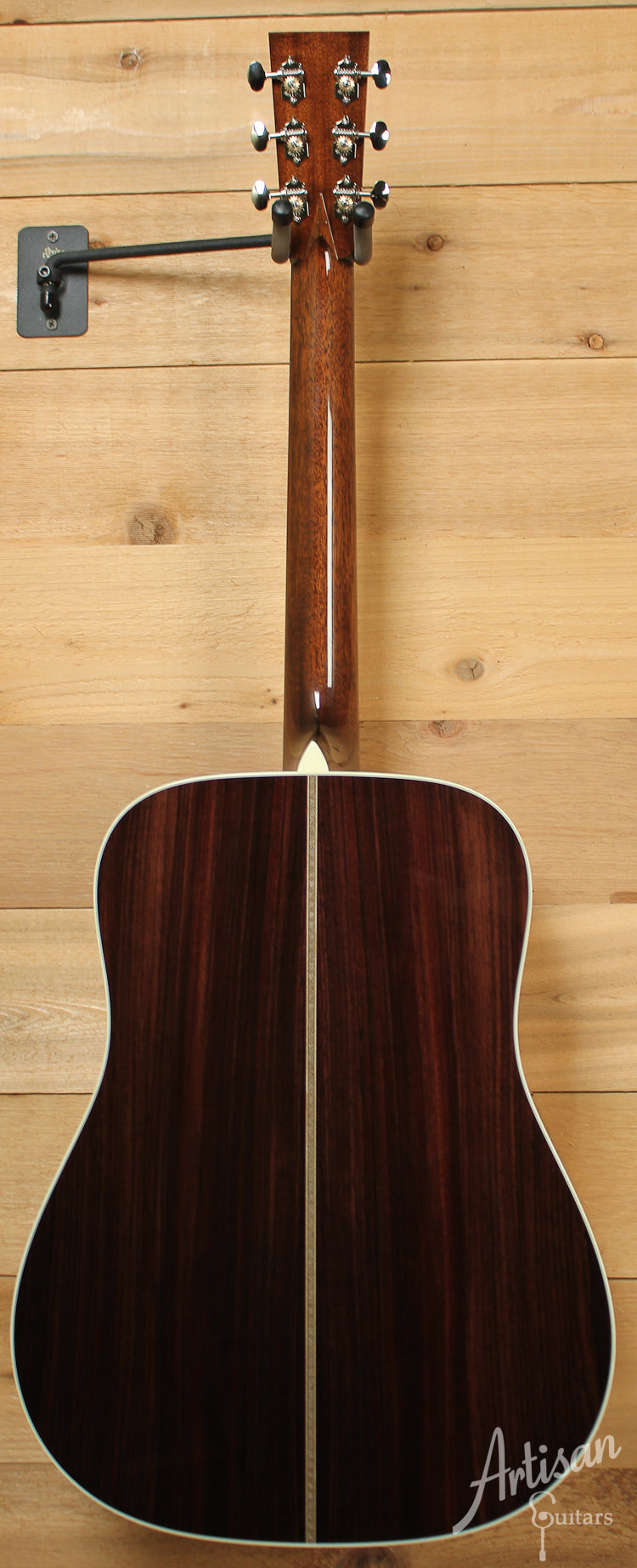 Collings D2HA Adirondack Spruce and Indian Rosewood and No Tongue Brace ID-7967