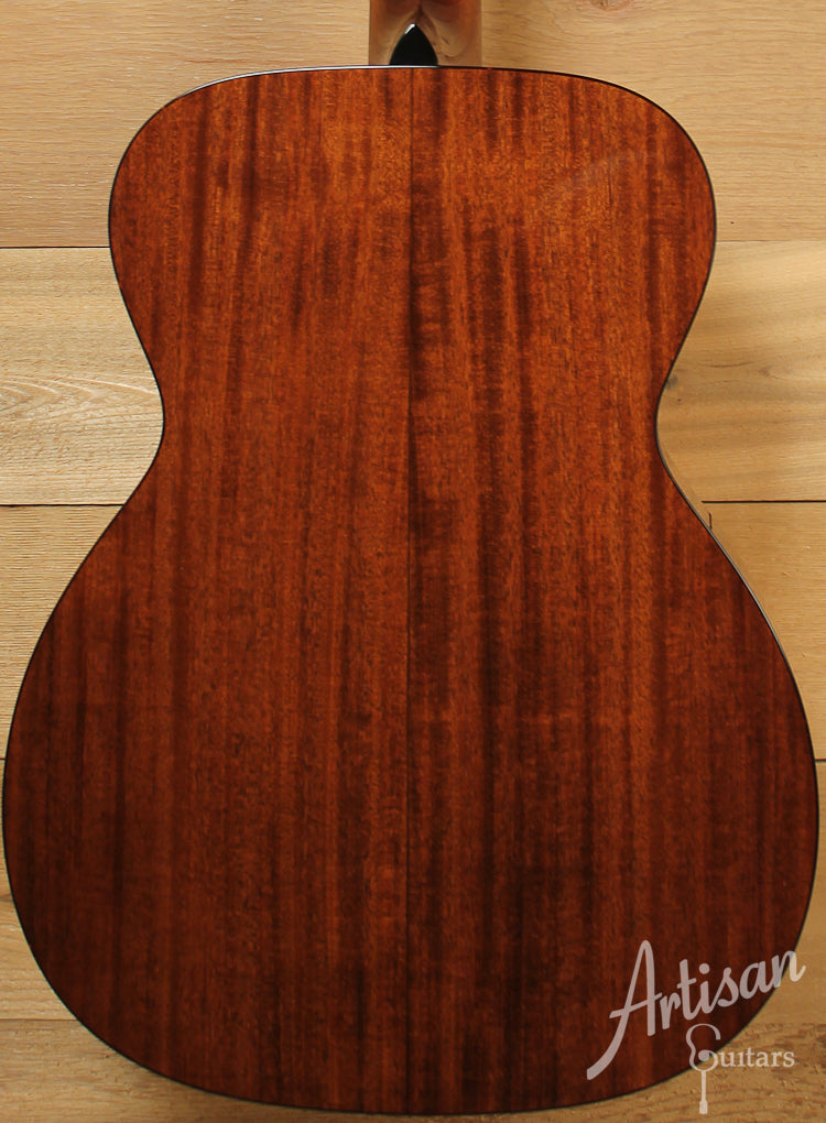 Collings OM1 A VN Adirondack Spruce and Mahogany Guitar with Adirondack Braces and Vintage Now Neck ID-7834