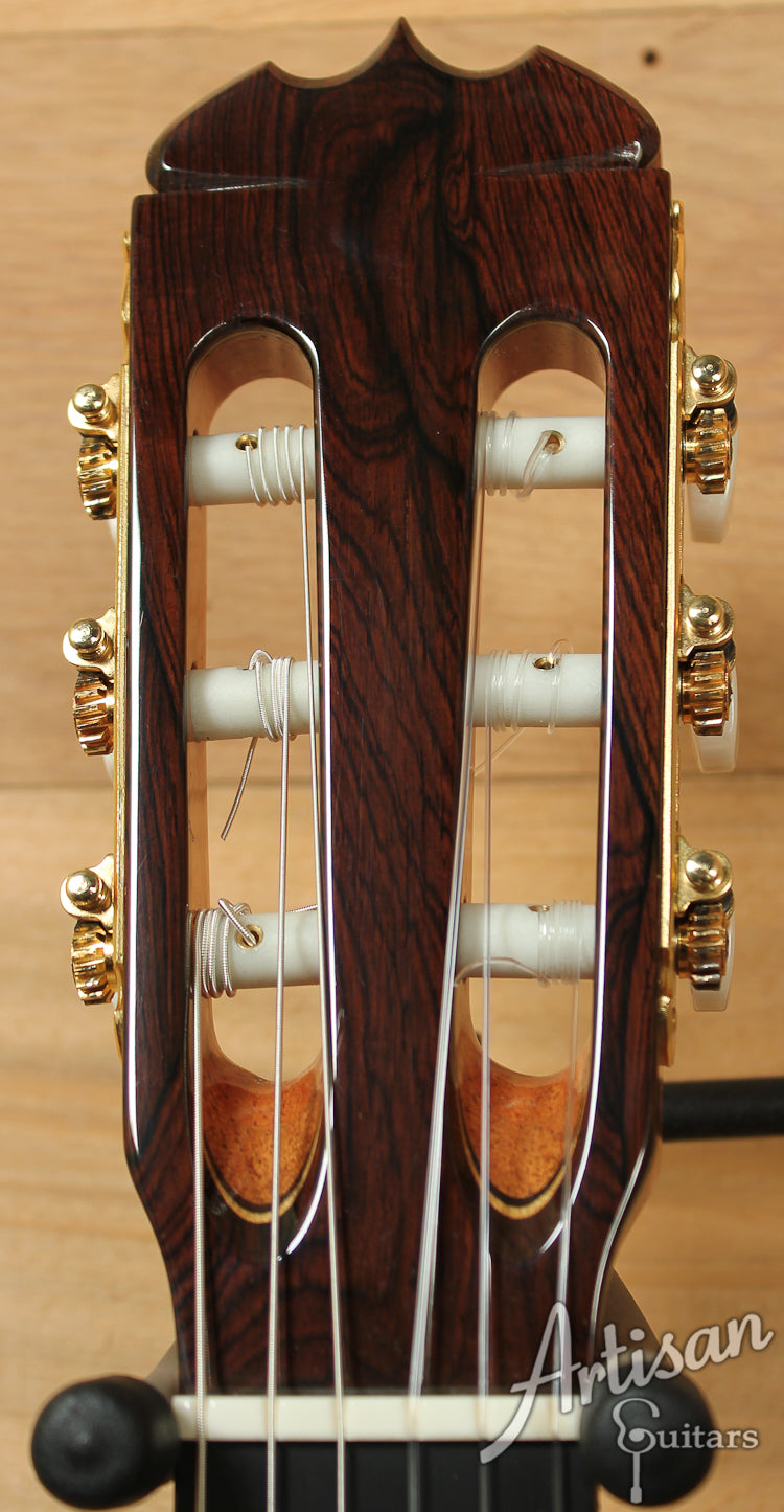 2001 Jose Ramirez 1A Traditional Red Cedar and Brazilian Rosewood ID-7307 - Artisan Guitars