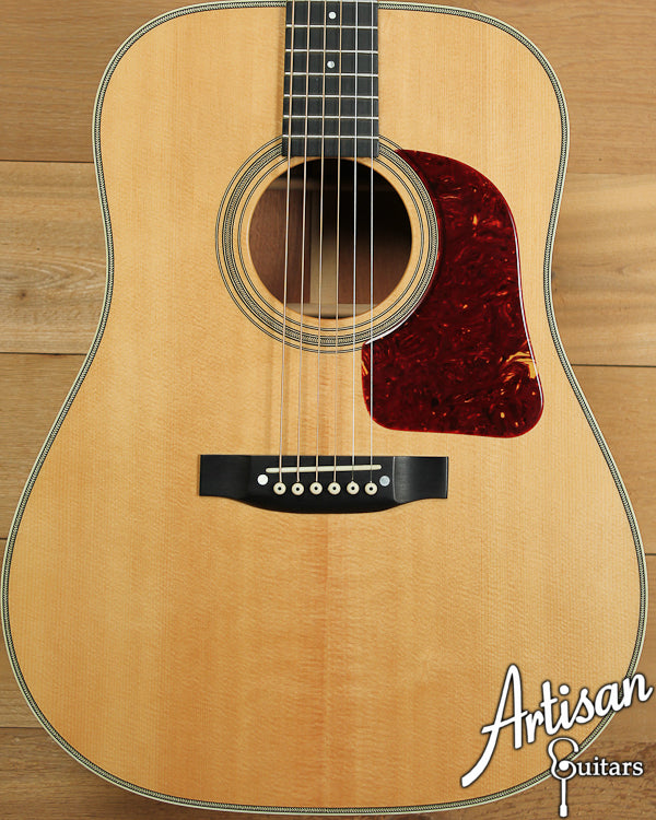 2006 Gallagher Doc Watson Dreadnought Sitka Spruce and Mahogany ID-8503 - Artisan Guitars