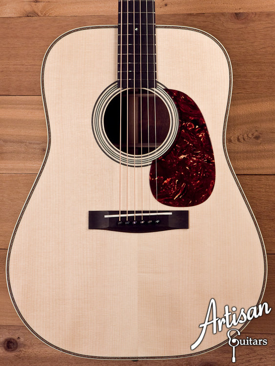 2010 Huss and Dalton TDR with Brazilian Rosewood and Adirondack Hot Hide Glue Construction ID-5796