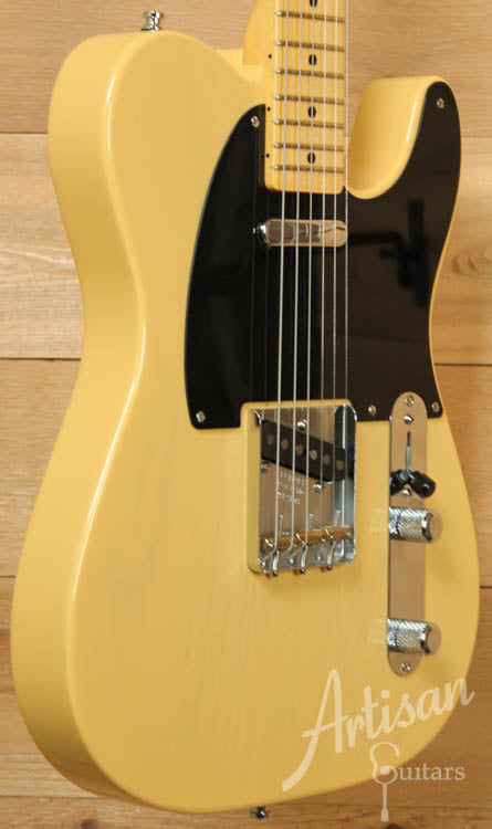 2013 Fender Custom Shop 51 Nocaster with Classic Blonde Finish ID-9028