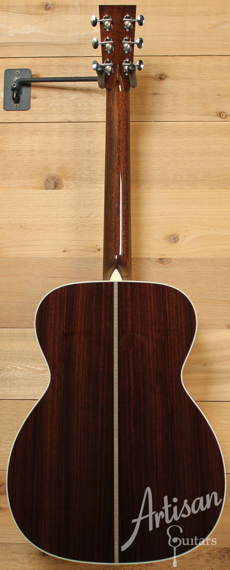 Pre-Owned 2013 Collings OM2H A Adirondack Spruce and Indian Rosewood ID-7793