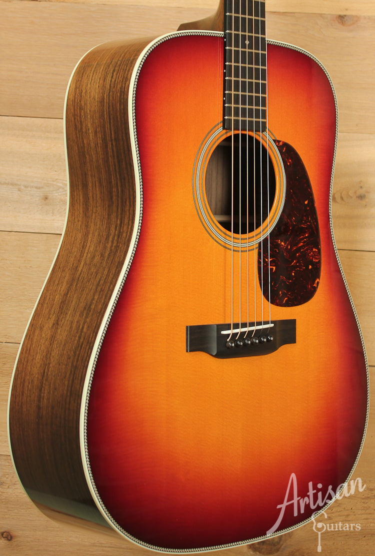 Pre Owned 2011 Collings D2HSb Sitka Spruce and Indian Rosewood with Sunburst Top ID-8115