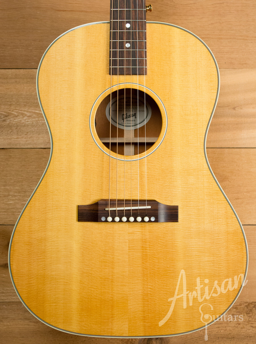 Gibson Custom Shop LG-2 American Eagle Sitka and Mahogany Pre-Owned 2014 ID-11177 - Artisan Guitars