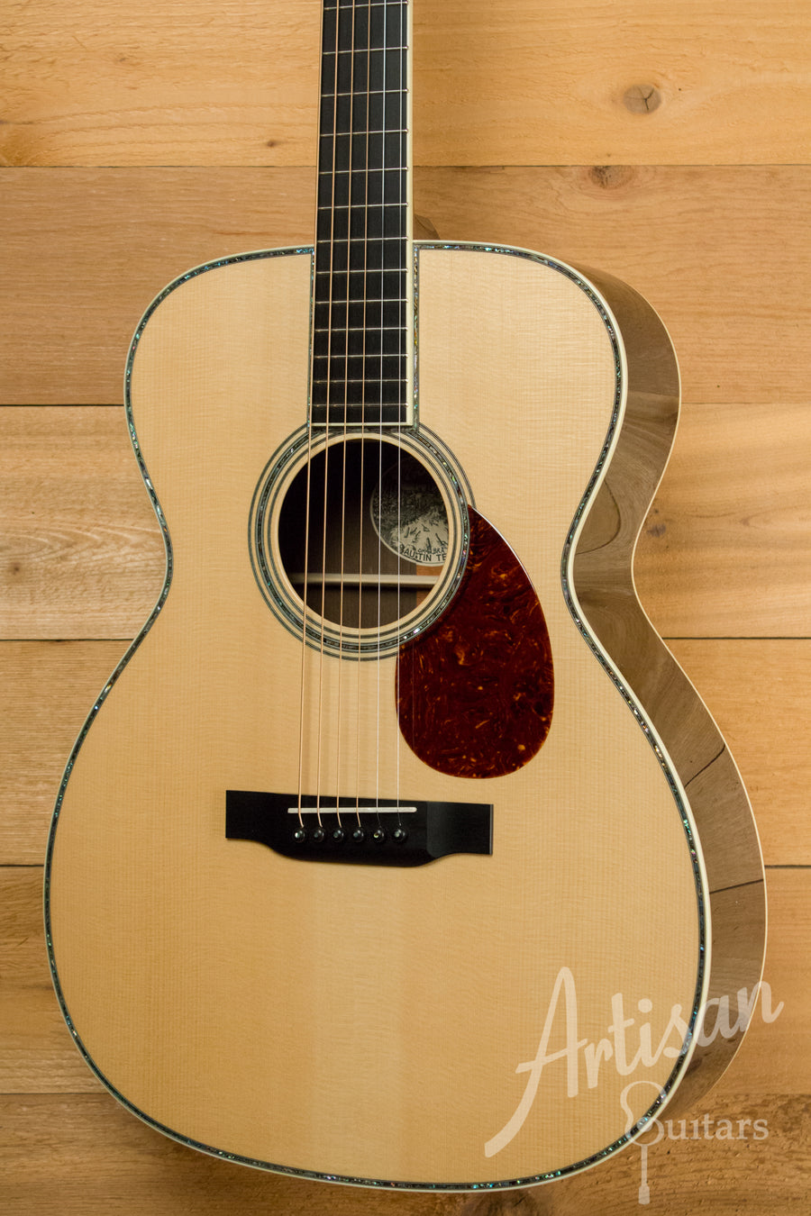 Collings OM3A Adirondack and Brazilian Rosewood with Adirondack Braces Pre-Owned 2015 ID-11043