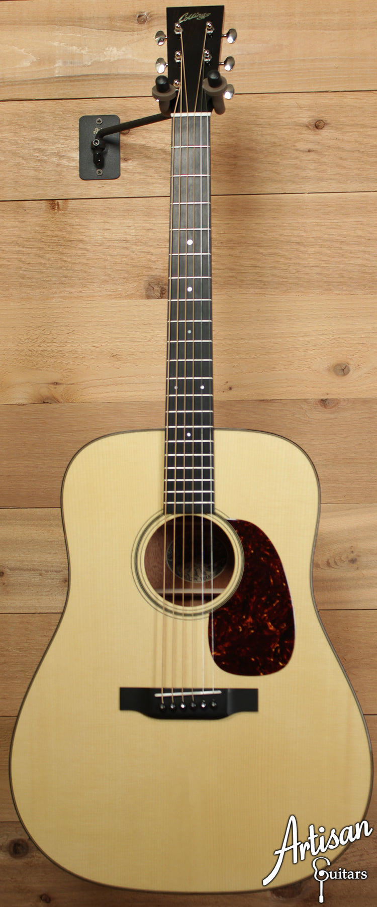 Pre Owned 2012 Collings D1A Varnish Adirondack and Mahogany ID-8045 - Artisan Guitars