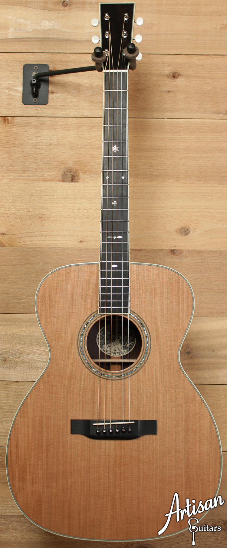 Collings OM3SS Cedar and East Indian Rosewood Short Scale ID-6523