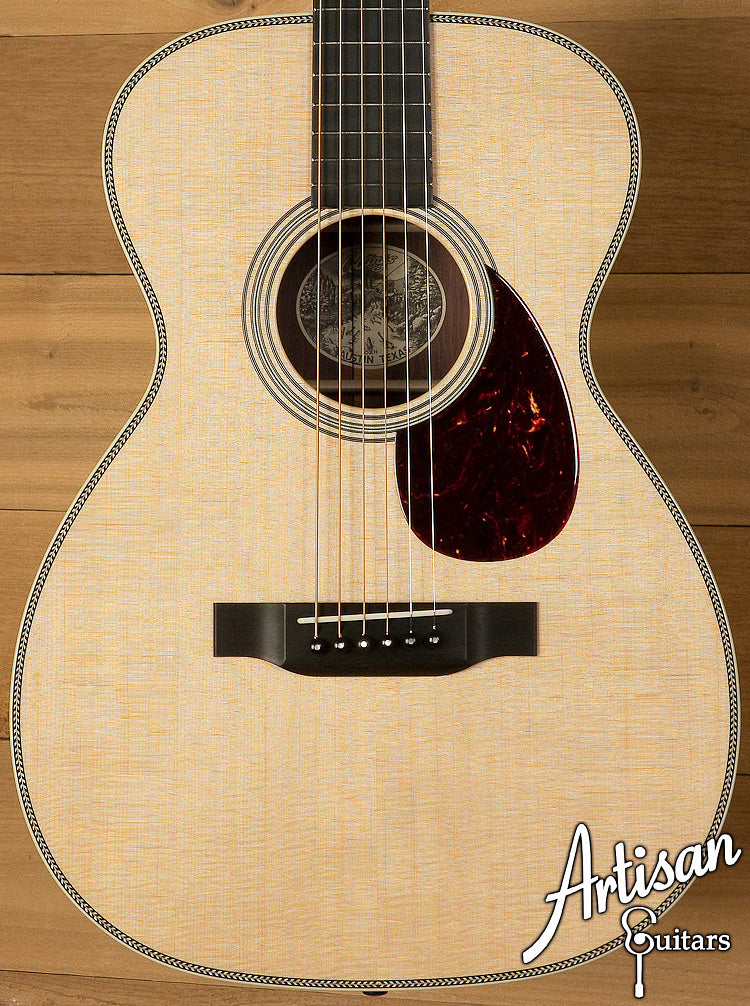 Collings 02H Sitka Spruce and Indian Rosewood ID-6162
