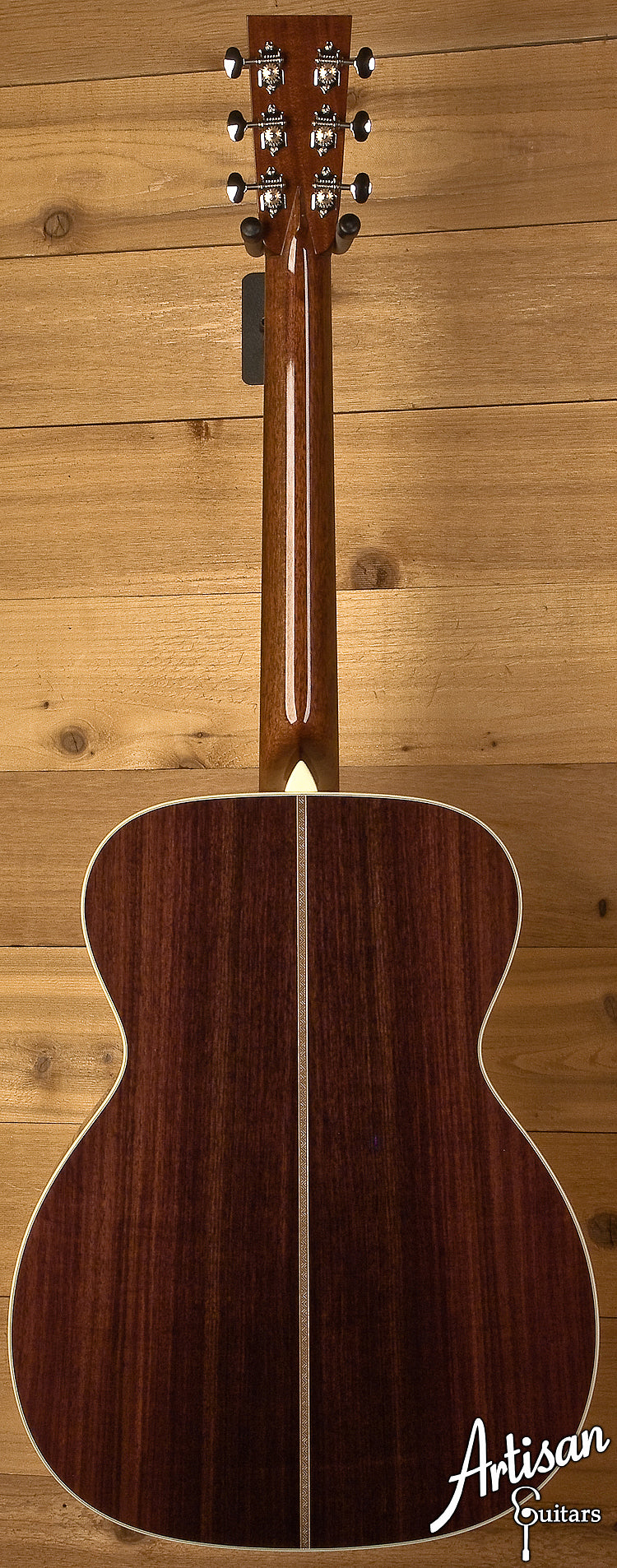 Collings OM2HA Adirondack Spruce and Indian Rosewood  ID-5927 - Artisan Guitars