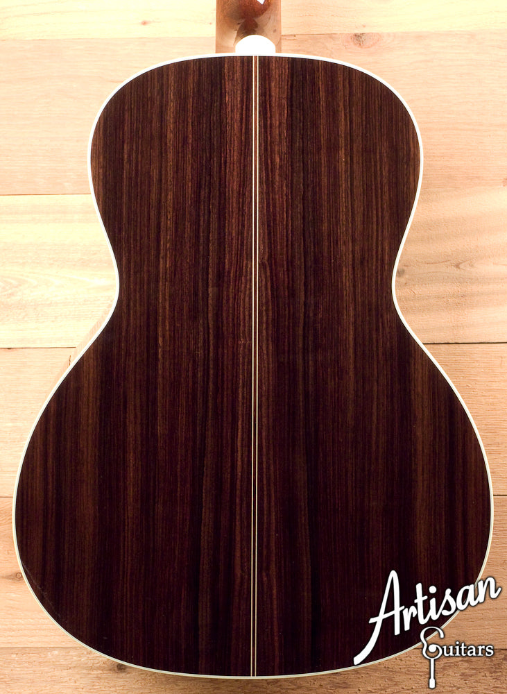 Collings C10DlxESB Engelmann Spruce and Indian Rosewood Deep Body Depth ID-5265