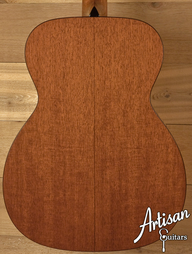 Collings OM1A Adirondack Spruce and Mahogany  ID-5882