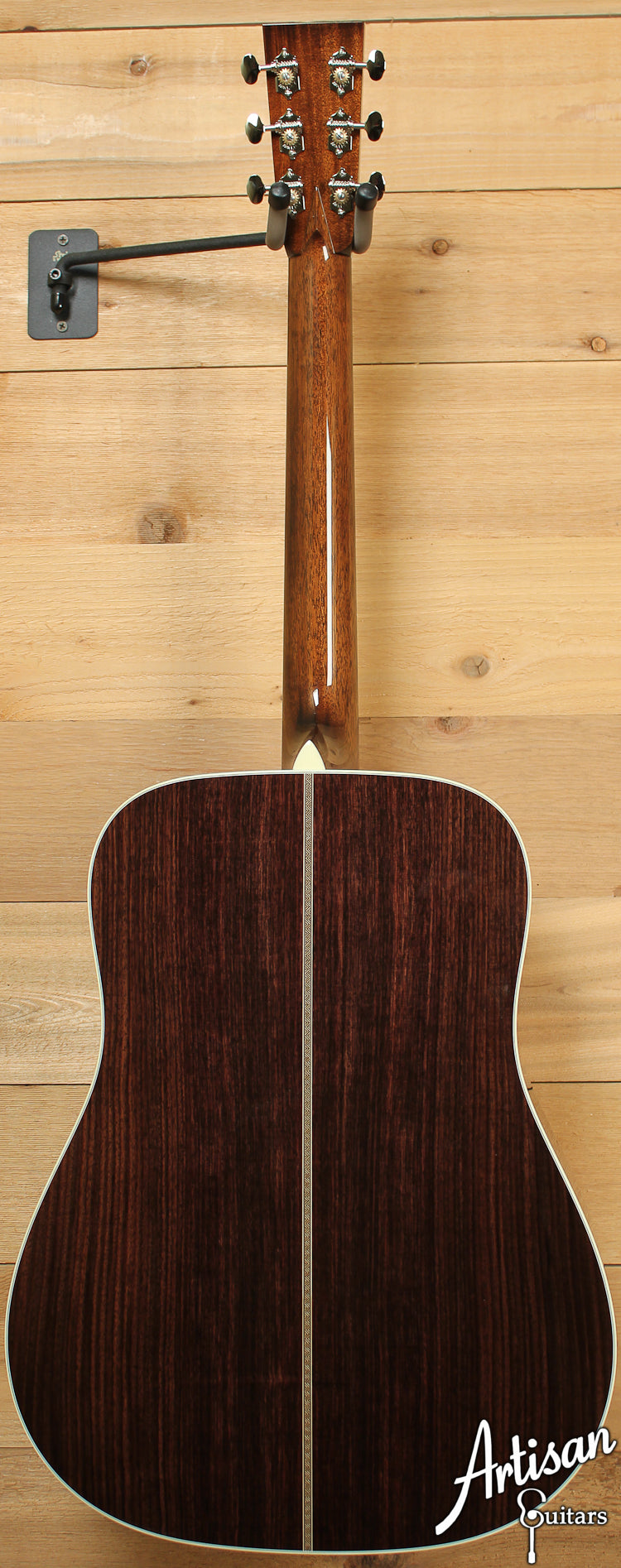 Pre Owned 2013 Collings D2H Sb Sitka Spruce and Indian Rosewood with Sunburst Top ID-7237 - Artisan Guitars