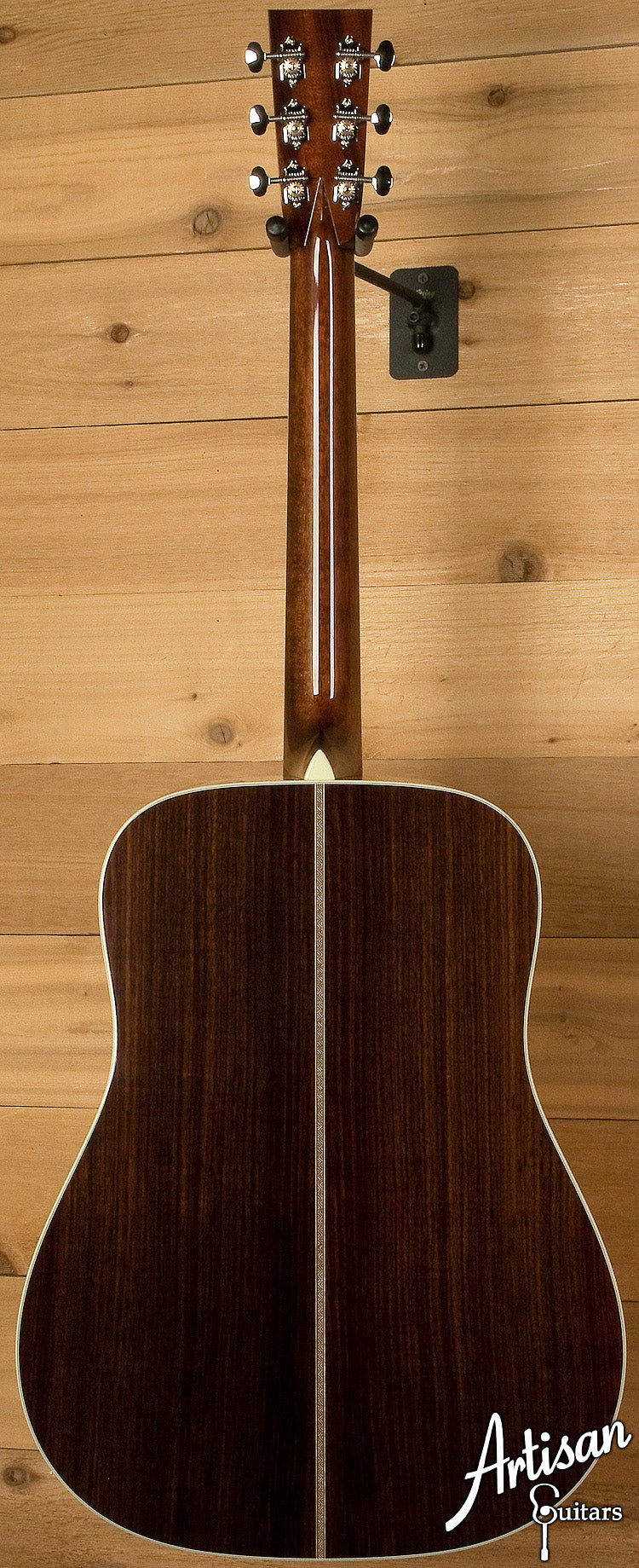 Collings CW Adirondack and Indian Rosewood with Adirondack Bracing and No Tongue Brace ID-6156