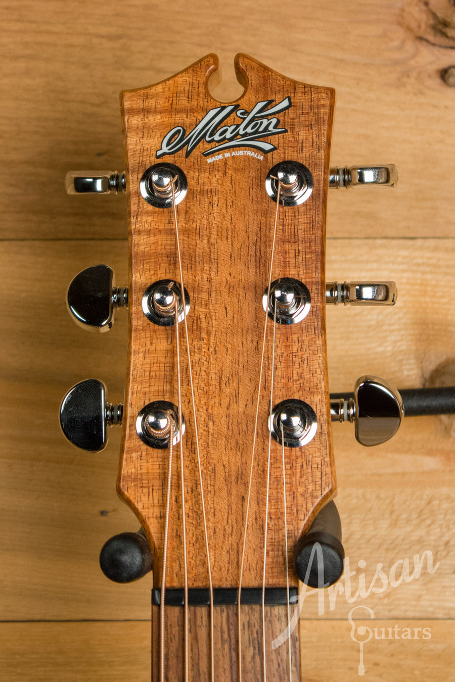 Maton EBG808 Sitka Spruce and Blackwood Pre-Owned 2012 ID-11118