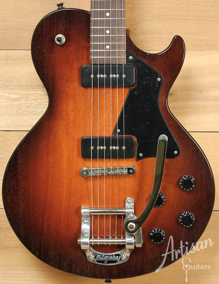 Collings 290 Tobacco Sunburst with Dual Lollar P90 Pickups and Bigsby ID-8098