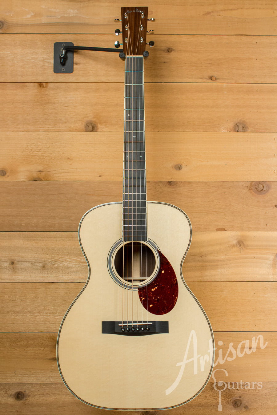 Huss and Dalton T 0014 Englemann Spruce and Indian Rosewood Pre-Owned 2015 ID-11103