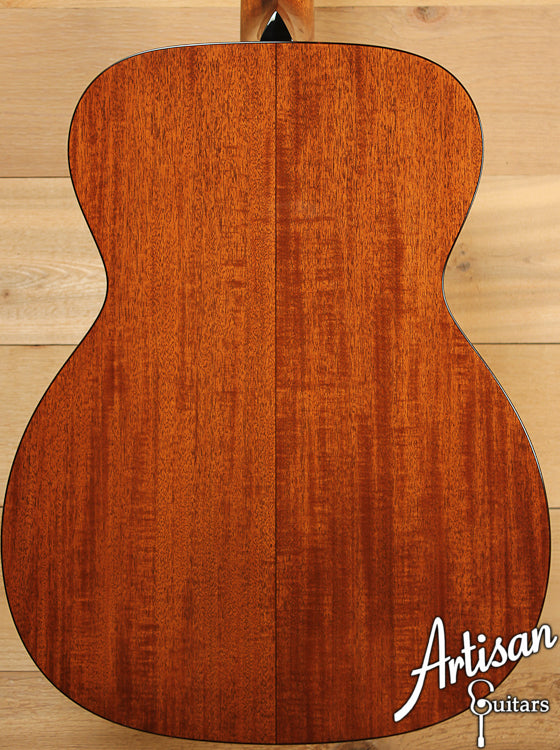 Collings OM1 Sitka Spruce and Mahogany Short Scale ID-7032 - Artisan Guitars