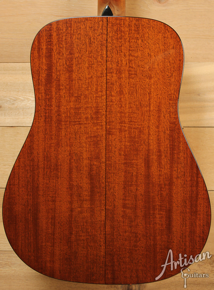 Collings D1A VN Varnish Adirondack and Mahogany with Vintage Now Neck and Varnish ID-7435