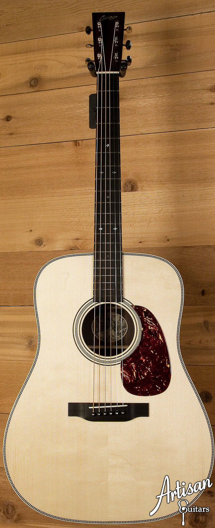 Collings D2HG German Spruce Top and Indian Rosewood Back and Sides ID-6039