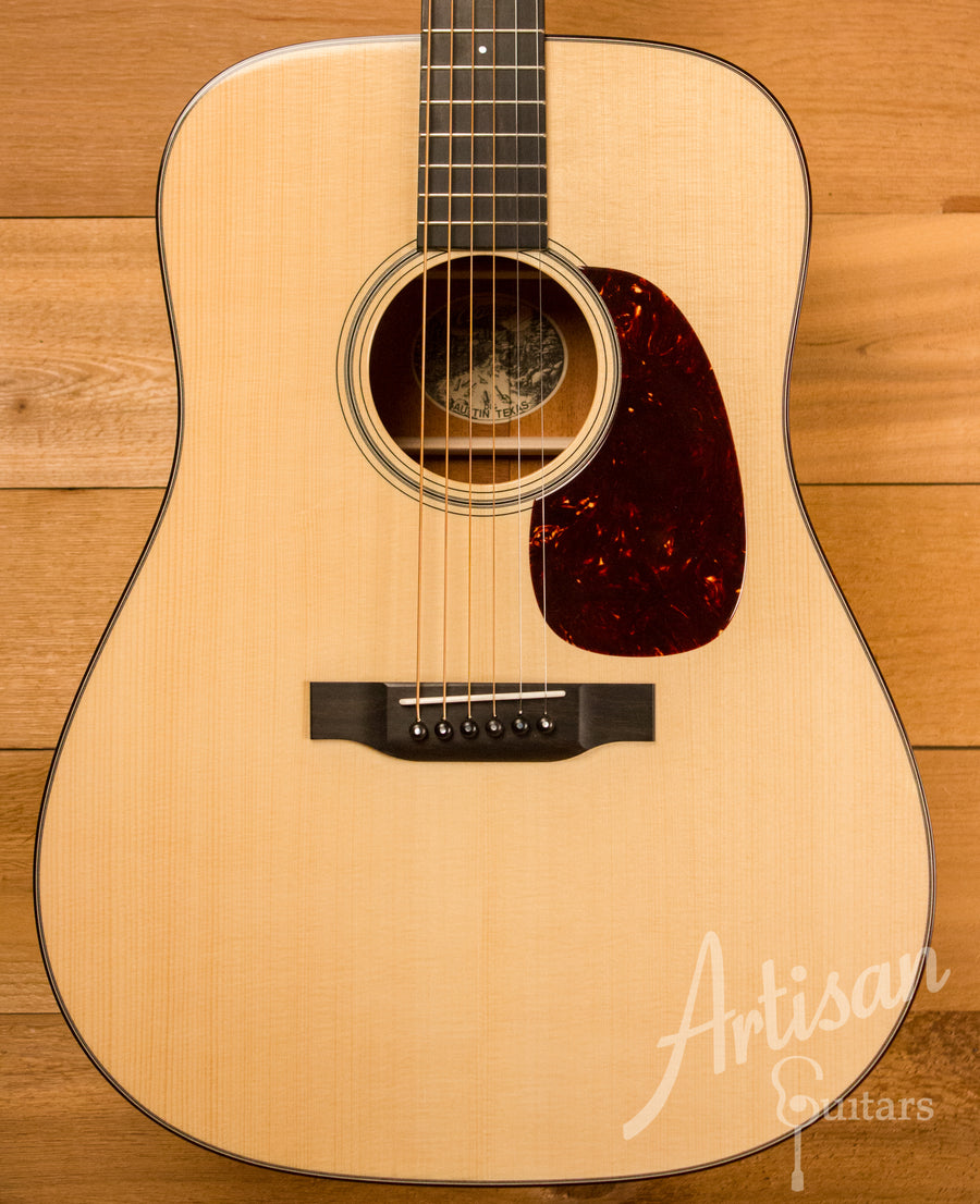 Collings D1 G Guitar German Spruce over Mahogany with Adirondack Braces Pre-Owned 2014 ID-10738 - Artisan Guitars