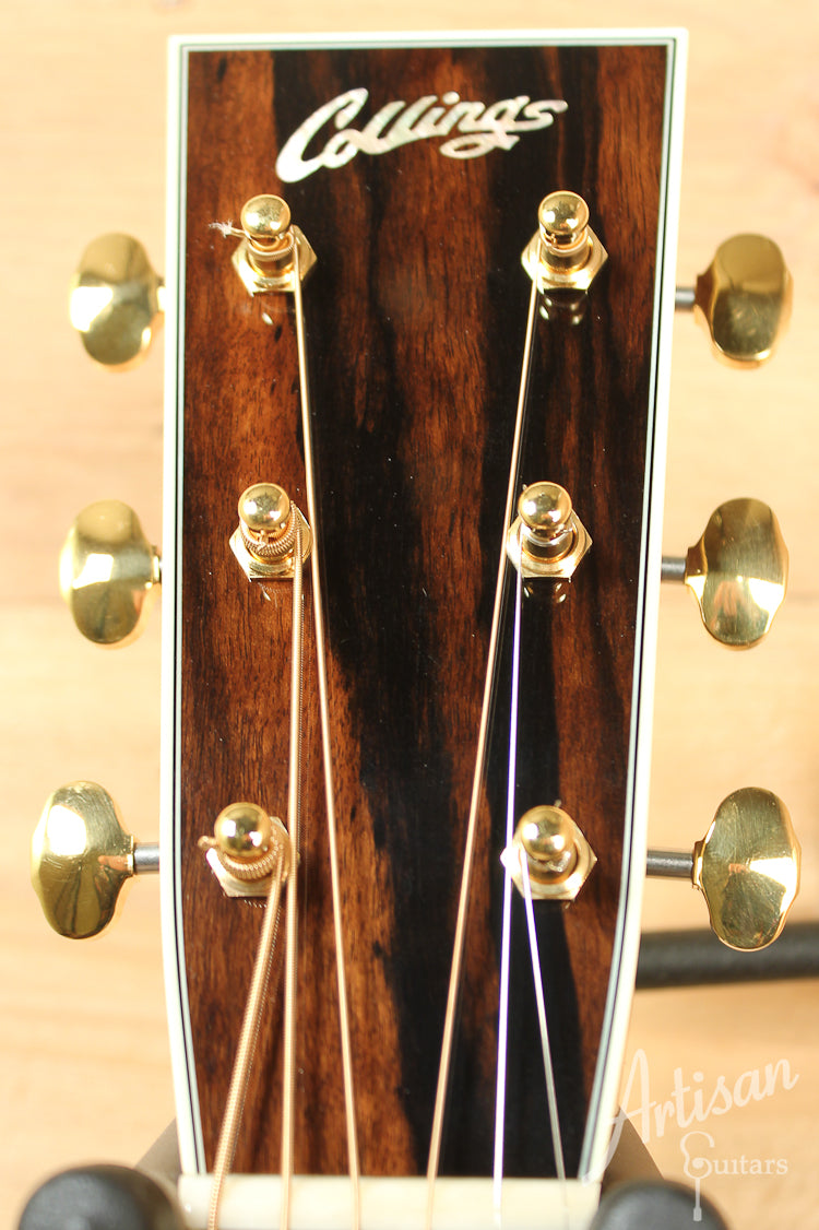 Collings 03H Sitka Spruce and Indian Rosewood with Herringbone ID-7949 - Artisan Guitars