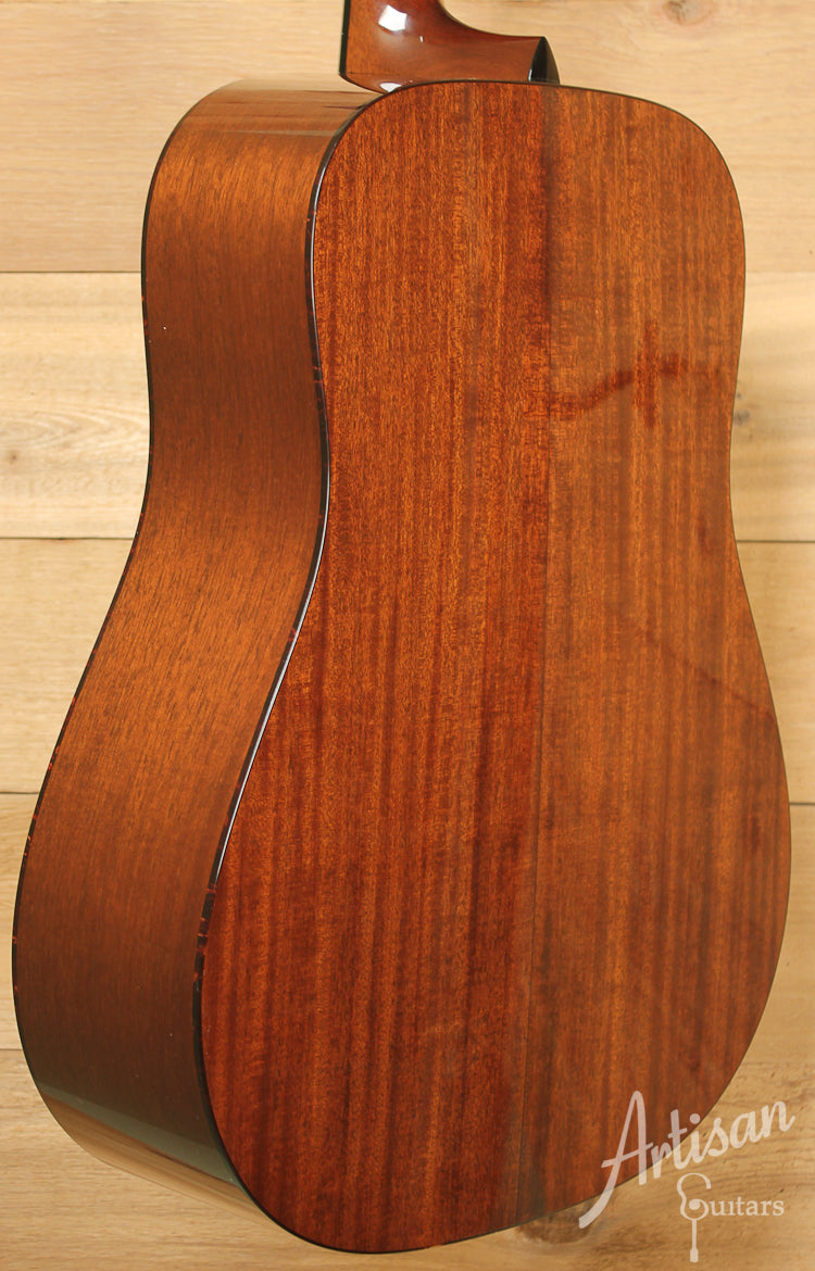 Collings D1 G German Spruce with Mahogany with Adirondack Braces ID-7855