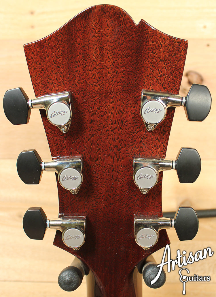 Collings Eastside LC Deluxe with Tobacco Sunburst ID-7802