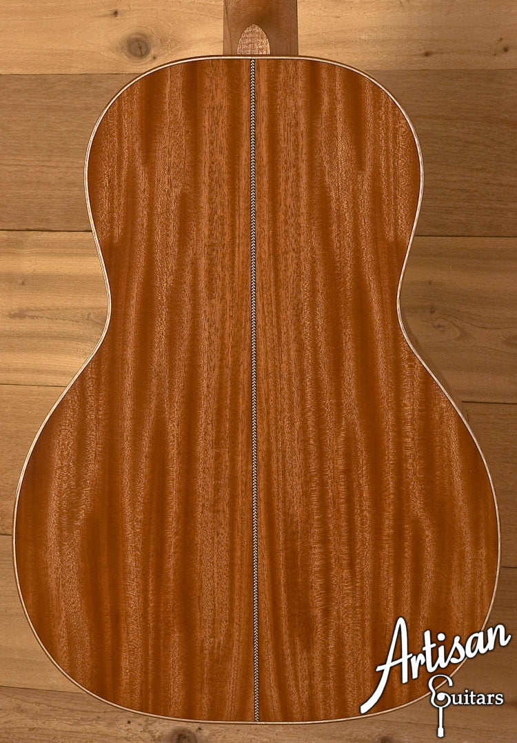 Huss and Dalton OOSP Mahogany  ID-5894 - Artisan Guitars
