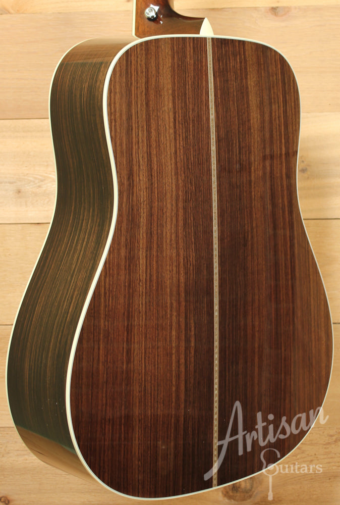 Pre Owned 2014 Collings CW A Adirondack and Indian Rosewood ID-8137 - Artisan Guitars