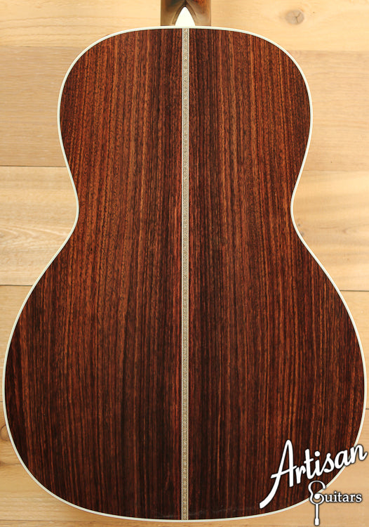 Pre Owned 2013 Collings 002H E Englemann Spruce and Indian Rosewood ID-8223