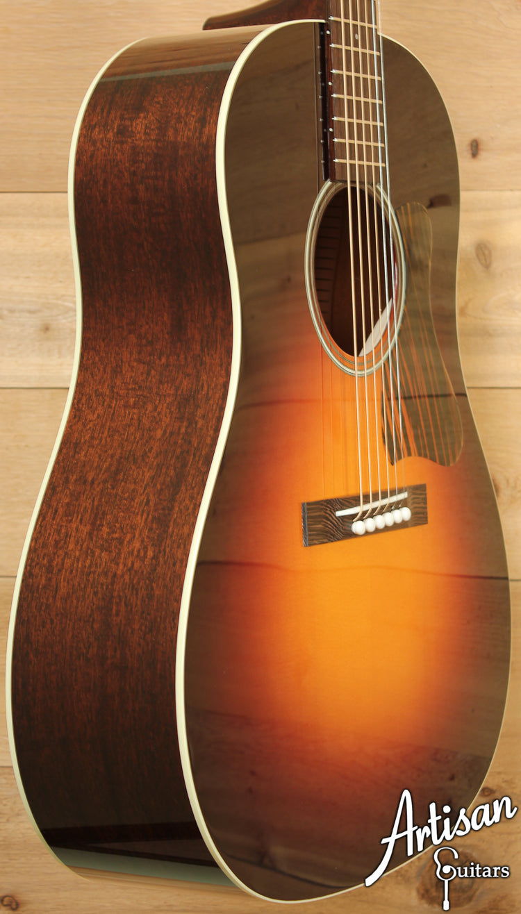 Collings Guitars CJ35 SB German Spruce and Mahogany Short Scale ID-7078 - Artisan Guitars