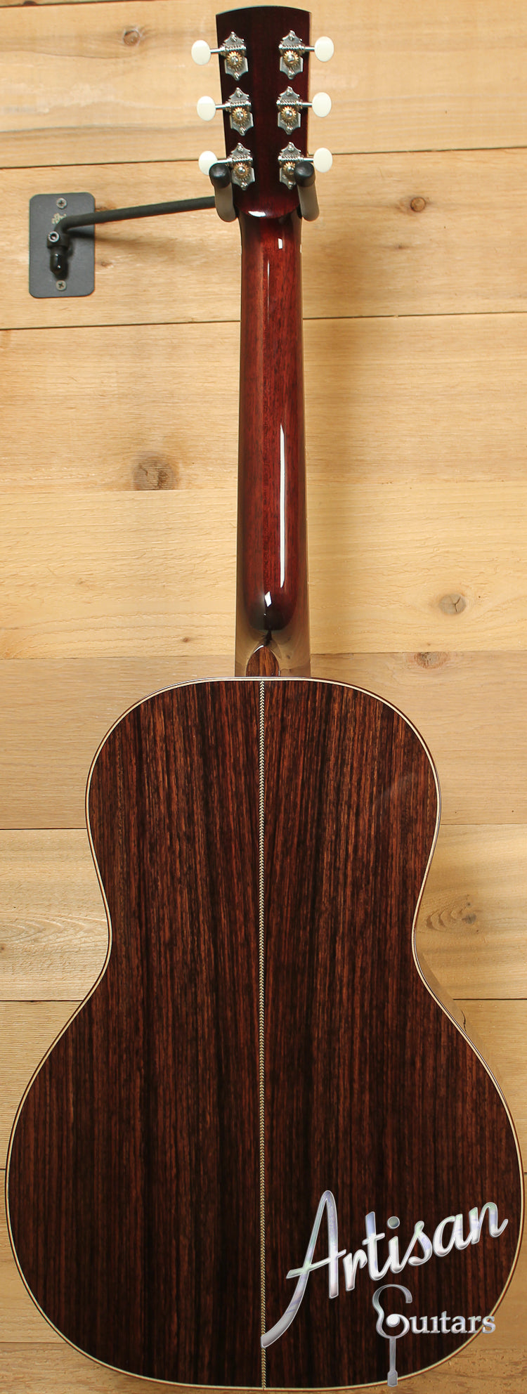 2009 Pre Owned Huss and Dalton 00 Engelmann Spruce and Indian Rosewood with Sunburst ID-7662 - Artisan Guitars