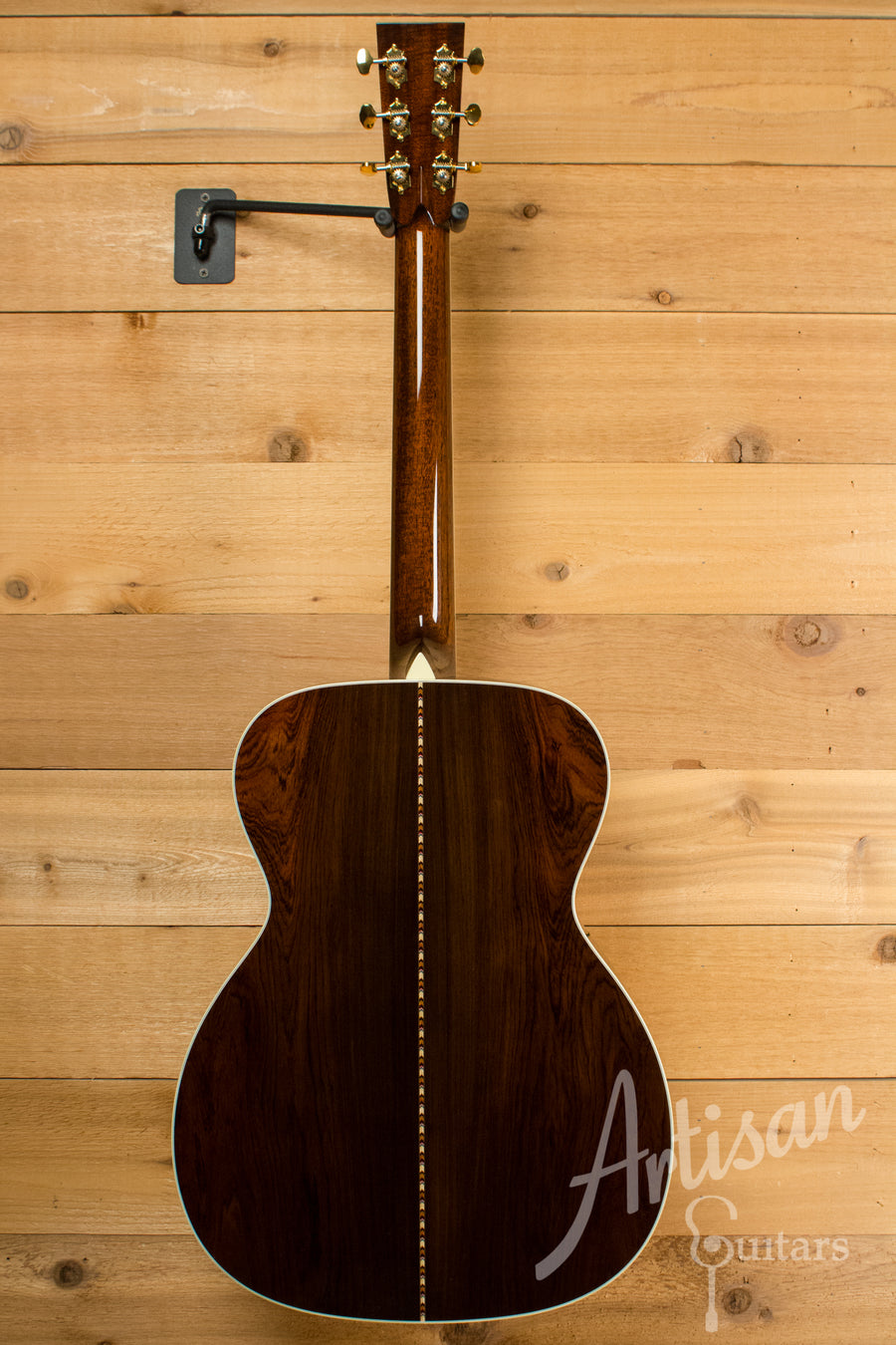 Collings OM3A Adirondack and Brazilian Rosewood with Adirondack Braces Pre-Owned 2015 ID-11043 - Artisan Guitars