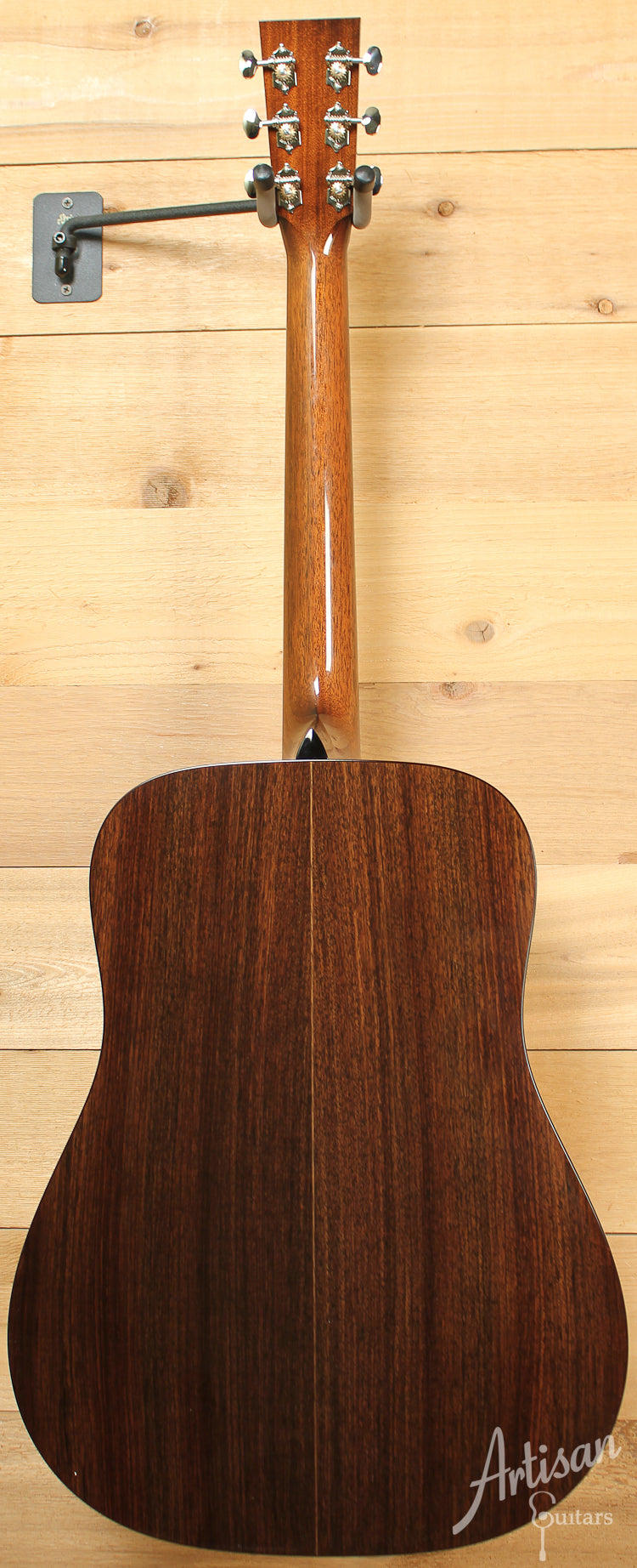 Pre Owned 2013 Collings D1 Indian Sitka Spruce and Indian Rosewood with Adirondack Braces ID-8060