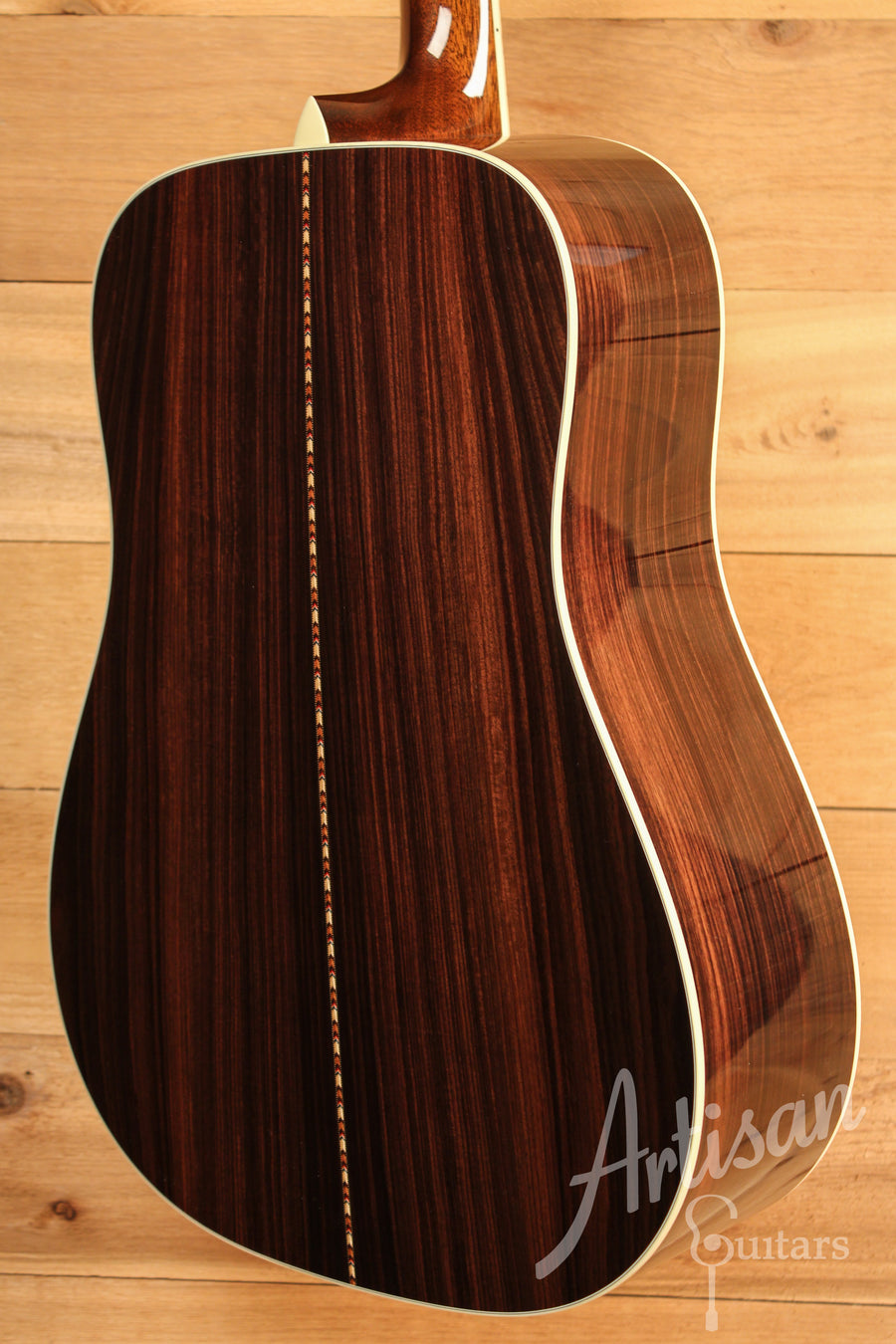 Collings D3H A Guitar Adirondack Spruce Top and Indian Rosewood ID-10320 - Artisan Guitars
