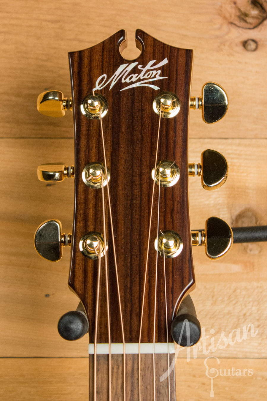 Maton 70th Anniversary Dreadnought Cutaway Sitka Spruce and Blackwood ID-11119 - Artisan Guitars