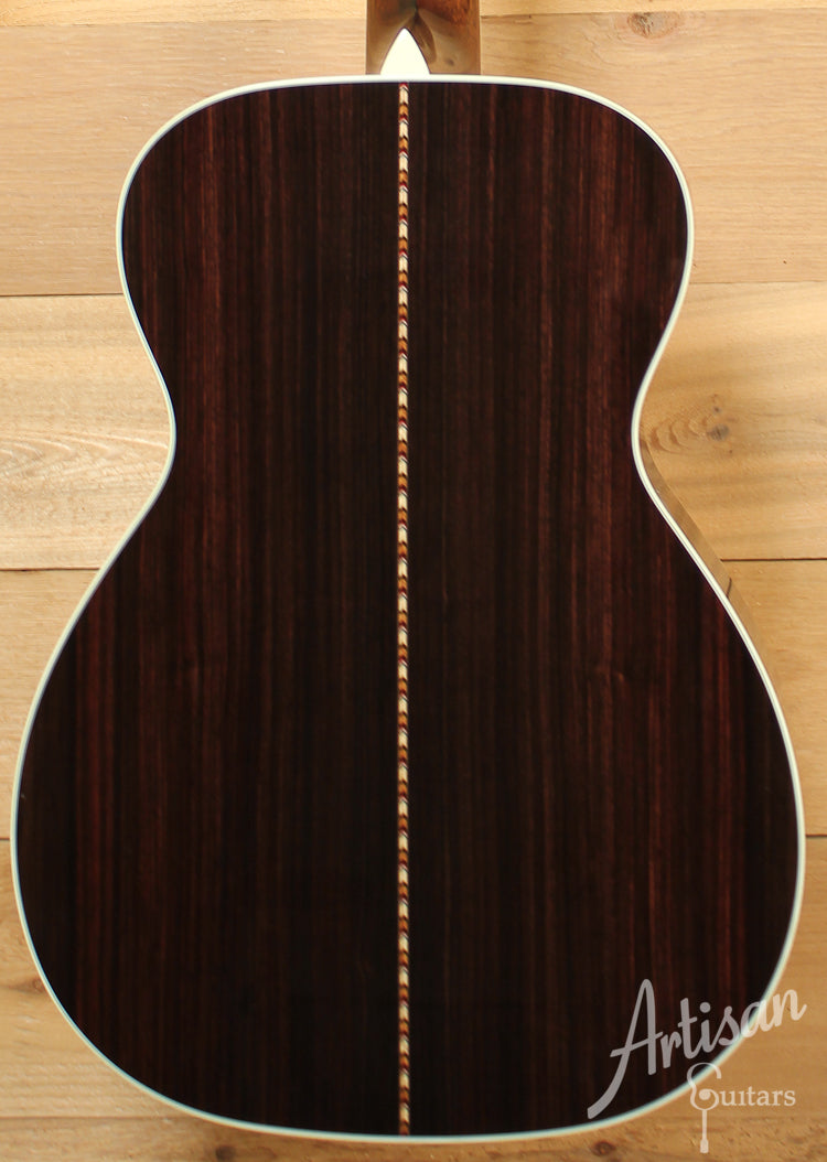 Collings 03H Sitka Spruce and Indian Rosewood with Herringbone ID-7949