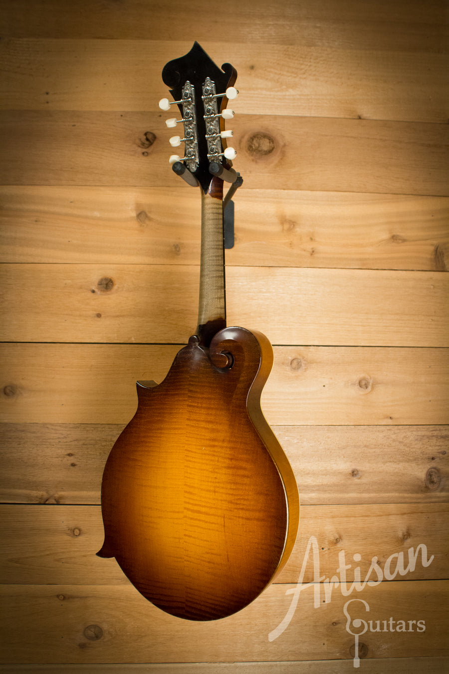 Collings MF Mandolin with Ivoroid Binding Pre-Owned 2008 ID-10408 - Artisan Guitars