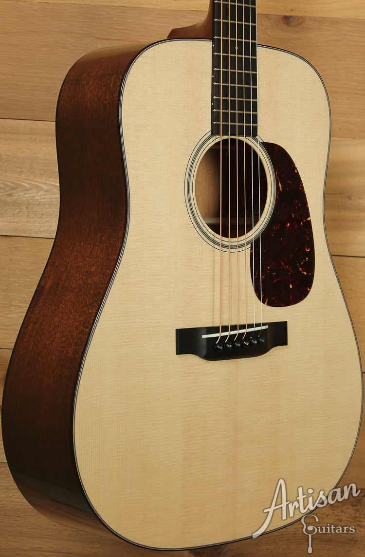 Collings D1 VN Sitka Spruce and Mahogany with Vintage Now Neck ID-7558
