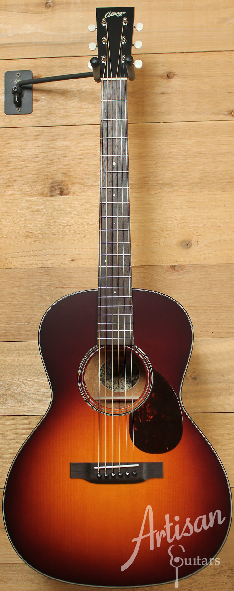 Collings C 10 Sitka Spruce and Mahogany with Deep Body ID-7769 - Artisan Guitars