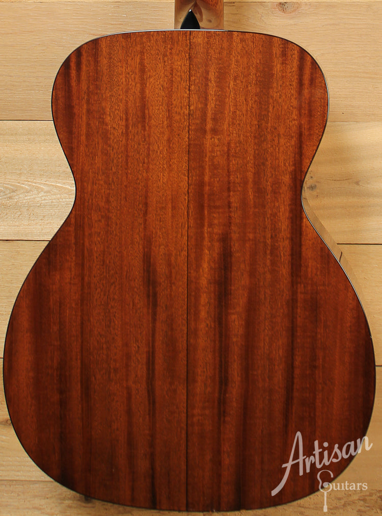 Collings OM1 Sitka Spruce and Mahogany Short Scale ID-7956 - Artisan Guitars